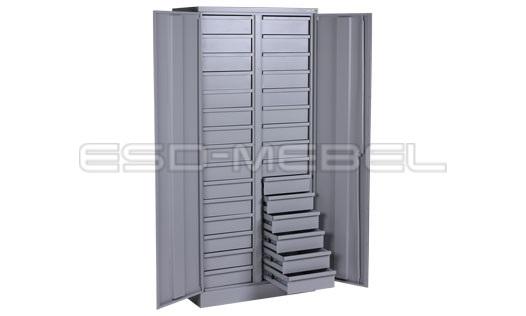 Шкафы для хранения комплектующих «CAB(D)»