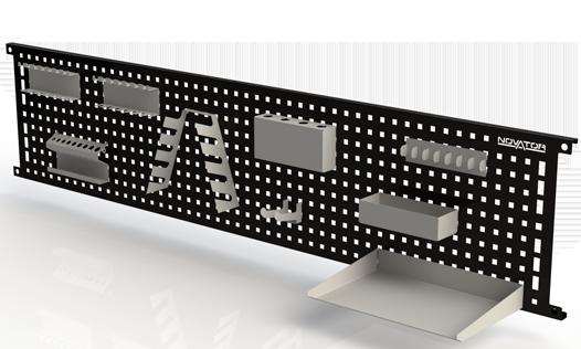Дополнительное оборудование для панели перфорированной «G»